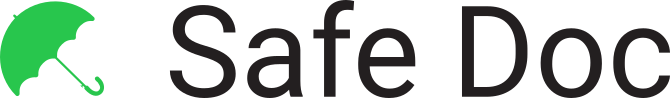Safe Doc Logo