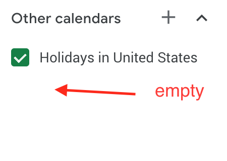 Group shared calendars are not visible to new group members
